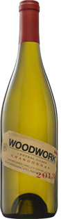 Woodwork Chardonnay 2013 750ml